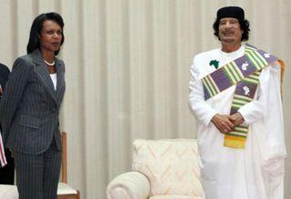 Rice-gaddafi