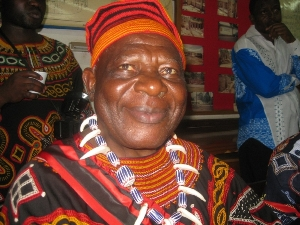Pa Syverius Mbuye