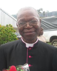 Mgr. Joseph Ayeah