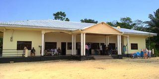 Presbytere de Manoka