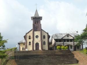 Our Lady Queen of the Apostles Church Bonjongo