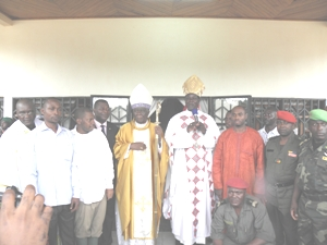 The Clergy and the military