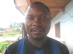 Cyprain Ndifor Angafor - History Teacher, CCAST Bambili