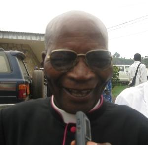 Mgr. James Nso'kika
