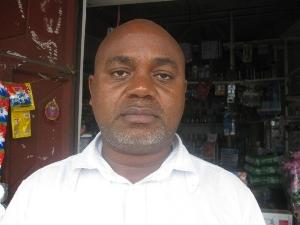 Mr. Fidelis Ngwa