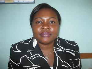 Barrister Ruth Leyuga Titamongu-Justice & Peace Commission, St. Anthony's Parish, Kumba-Mbeng