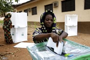 Voting-africa
