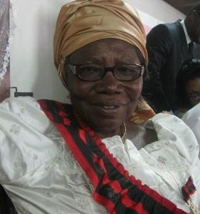 Mama Anna Foncha