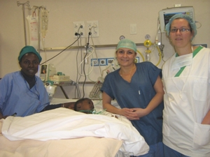Cardiac operation