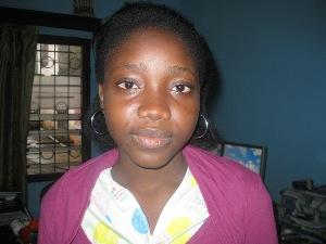 Veronica Aji- UB student