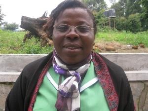 Barrister Elizabeth Atemkeng - Buea Town Parish