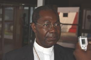 Mgr. Cornelius F. Esua