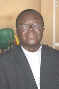 Most Rev. Joseph Osei-Bonsu