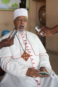 Most Rev.Archbishop Berhaneyesus D. Souraphiel