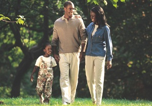 African-family