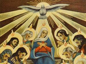 Descent of Holy Spirit