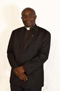 Rev. Fr. Jervis Kebei