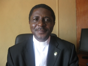 Rev. Fr. Andrew Nkea (Pioneer President of Canon Law Association of Cameroon)
