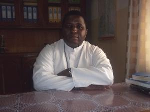 Br.Francis Lukong, Principal of SACC
