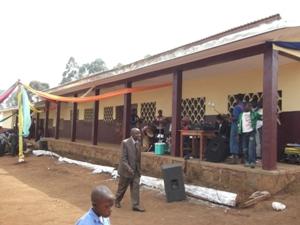 New School Block-Mbei