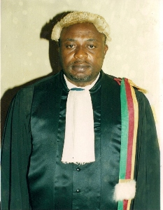 Magistrate Kenneth Tanyi