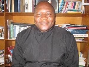 Rev. Fr. Ernest Timchia Tubuo (STAMS Bambui)