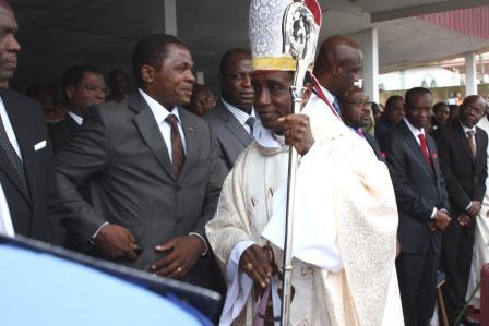 Bishop Atangana (n)
