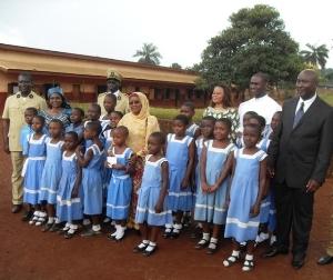 Bayelle Pupils, Minister of Basic Education