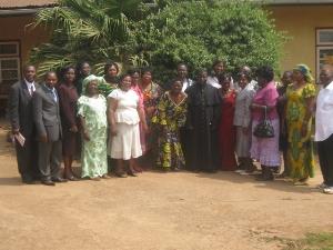 FEWPAC and participants at seminar