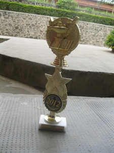 CAHRP Trophy awarded to OLLC