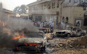 Afnigeria boko haram bombing