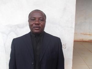 Fr. Guy Roger Enama, Bursar, Claretian