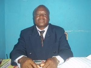 Edward Ngarka Ngalla