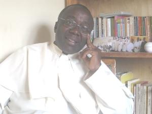 Rev. Fr Sebastian Mongo