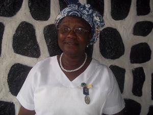 Mama Margaret Kaba