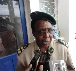 Mr Mbah Grace - NWR DELEGATE OF FORESTRY