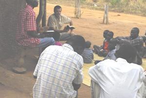 Bibled sharers