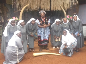 Fon and Tertiary Sisters of Shisong