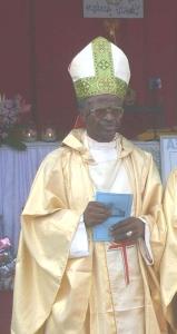 Bishop Francis T. Lysinge 1