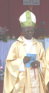 Bishop Francis T. Lysinge 1