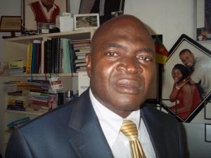 Dr. Nick Ngwanyam