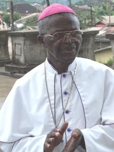 Bishop Francis T. Lysinge