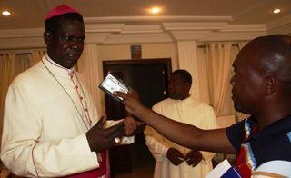 Cardinal Samuel Kleda