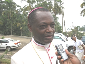 Bishop George Nkuo