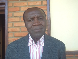 Barnabas Ngangse