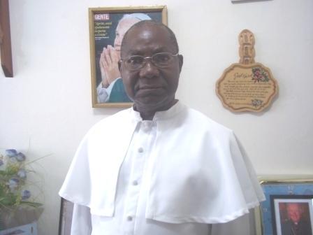 Archbishop Cornelius Fontem Esua (1)