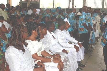 THOSE RECEIVED INTO CATHOLIC CHURCH