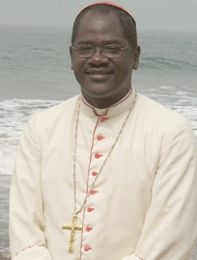 Bishop of Ebolowa, Jean Mbarga 2