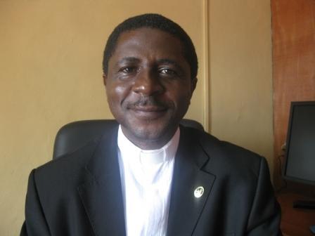 Rev. Fr. Andrew Nkea