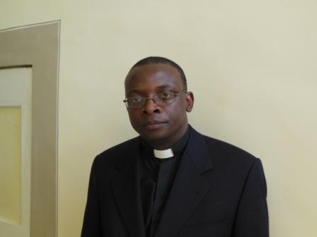 Fr. Gerald Jumbam